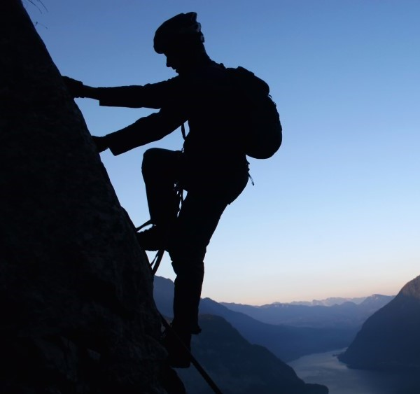 Faith to Move Mountains—Or Climb Them