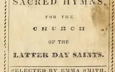 The First Hymnal of the Church